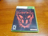 Splatterhouse (Microsoft Xbox 360, 2010) CIB Complete TESTED