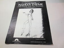 Nadia's Theme from the Young and the Restless Dan Coates Piano Solo