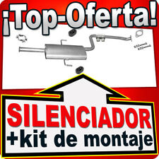 Silenciador intermedio HYUNDAI MATRIX, ELANTRA, LAVITA 1.6 1.8 16V Escape BFH