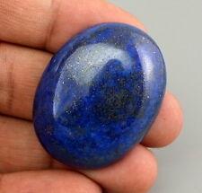TOP : Echter Lapis Lazuli 104,3 Ct und Ovalschliff