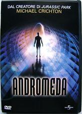 Dvd Andromeda di Robert Wise da Michael Crichton 1971 Usato raro