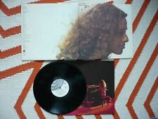 Carole King Rhymes & Reasons Vinyl UK 1972 Ode 1st Press A1/B1 LP Textured Cover
