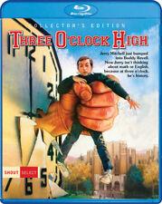 Three O'Clock High (REGION A Blu-ray New)