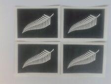 30 X Nueva Zelanda Helecho Plantillas Para Brillo Tatuajes / Aerógrafo Rugby All Blacks