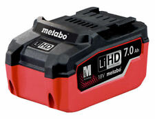 Metabo 625345000 18v LiHD 7.0ah Slide in Battery