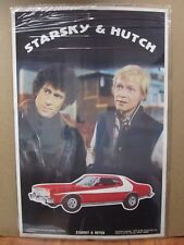 Vintage Poster Starky & Hutch the Movie  1976 Inv#G470