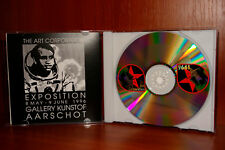 The Art Corporation 1996 FRONT 242 Project TACCD001 RARE Limited Edition! MINT!