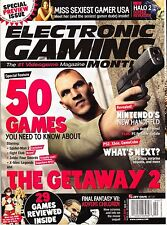 ELECTRONIC GAMING MONTHLY - APRIL 2004 - ISSUE 177