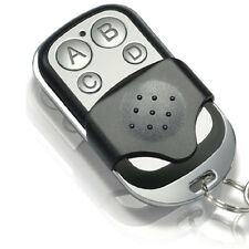 Universal Rolling Code Garage Door Cloning Remote Control Key Fob 433mhz New FT
