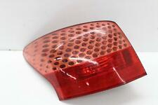 2009 PEUGEOT 407 N/S Passengers Left Rear Taillight Tail Light