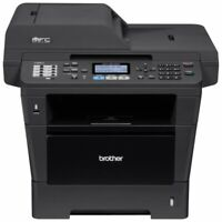 Brother MFC-8810DW All-In-One FAX Copier Network Printer - Used Good Condition