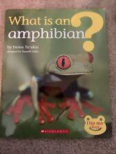 What Is a reptile?/What is an amphibian? Feana Tu'akoi
