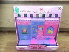 Meadow Kids Bath Time Build a Castle Building Blocks x32 pieces Educational Toy
