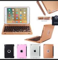 Wireless Bluetooth 4.0 Ultra Thin Keyboard Case Cover For ipad mini1/2/3/4