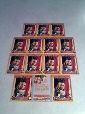 *****Eartha Kitt*****  Lot of 14 cards / Hollywood Walk of Fame