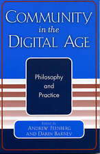 NEW Community in the Digital Age: Philosophy and Practice
