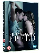 FIFTY ( 50 ) SHADES FREED   BRAND NEW SEALED GENUINE UK DVD