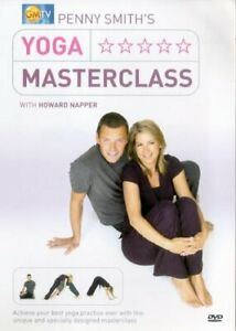 Penny Smiths Yoga Masterclass With Howard Napper [DVD] [2002]