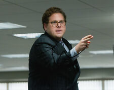 Jonah Hill signed 10x8 The Wolf of Wall Street photo In Person COA [15088]