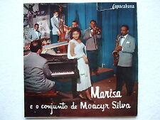 MARISA GATA MANSA MOACYR SILVA - PORTUGAL 7/45 EP BRAZIL SAMBA BOSSA JAZZ VOCAL