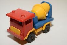 JEAN GERMANY PLASTIC CEMENT MIXER TRUCK EXCELLENT CONDITION.