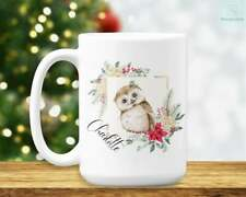 Owl Mug Personalized Owl Gift Ceramic Owl Coffee Cup For Women Owl Gifts For Owl