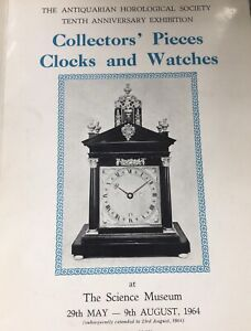 Collectors' Pieces Clocks & Watches The Science Museum 1964