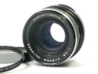 [Exc+5] Mamiya Sekor C 80mm f/2.8 Lens for M645 1000S Super Pro TL from JAPAN