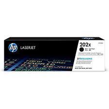 HP 202X | CF500X | Toner Cartridge | Black | High Yield | ~3,200 pages