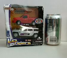 2008 Die Cast  Lo Rider Auto Trendz 2 pack  Miniature Vehicles