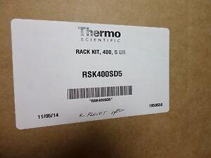 THERMO SCIENTIFICShelf Kit 4 Freezer Racks 80 Boxes forRevco UxF400, HFU400T