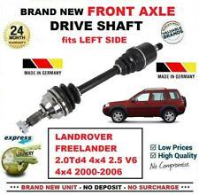 3.2 4x4 FRONT LEFT L359 DRIVE SHAFT AXLE FITS FOR FREELANDER 2