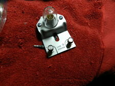 restored LICENSE PLATE LIGHT 67-68-69-barracuda/dart 70-71 dart/duster/demon