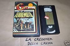 [5832] Terremoto 10° grado - VHS GB Video