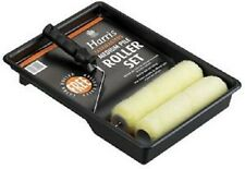 """Harris 9"""" roller , tray & 2 sleeves set for emulsion paint complete (E3A) # E"""