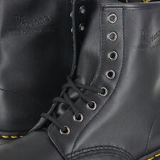 Dr. Martens 1460W Classic 8 Eye Boot Napa Black Womens US size 9, EUR 41