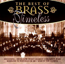 SELLERS ENGINEERING,ROLLS ROYCE, SOUTH NOTTS BRASS BANDS TIMELESS BEST NEW CD