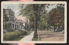 Postcard ELIZABETH New Jersey/NJ  Westminster Ave Houses/Homes view 1910's