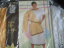 CAESAR COSTUME DRESS UP/ADULT ONE-SIZE