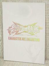 STREET FIGHTER X TEKKEN Character Art Collection Book Booklet Ltd