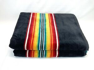 "New Pendleton Oversized Beach Spa Bath Towel 40/""x70/"" Aztec Native Boho Mendoza"