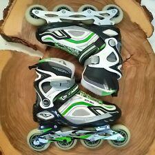 Roller Derby Q Series Q90 Inline Skates Mens Size 8 Great Condition
