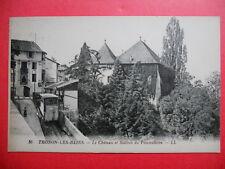 THONON-LES-BAINS  :  La Station du Funiculaire.......VO.1934.