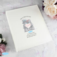 Lovely Me To You Personalised Wedding Photo Album with Sleeves  Tatty Teddy Bear