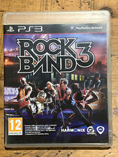 Rock Band 3 (Sony PlayStation 3, 2010)