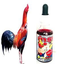THAI Heather Cell Cock Fighter VIitamin B1,B2,B6, B12 K Calcium Protien Rooster