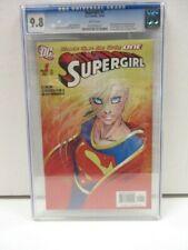 Supergirl #1 CGC Universal Grade 9.8