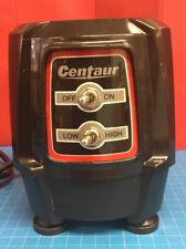 Centaur Commercial Bar Restaurant Kitchen Cnt75T Blender Base - Black Base Only