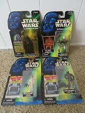 Star Wars - The Power of the Force - Set of 4 Action Figures