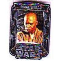 Disney Pin 98570 Star Wars Episode III Collection MACE Windou U.K. release #